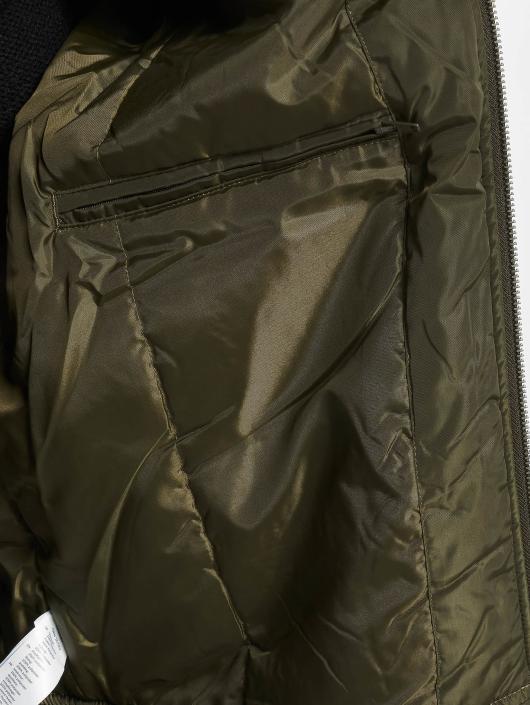 Urban Classics Bomber jacket Oversized olive