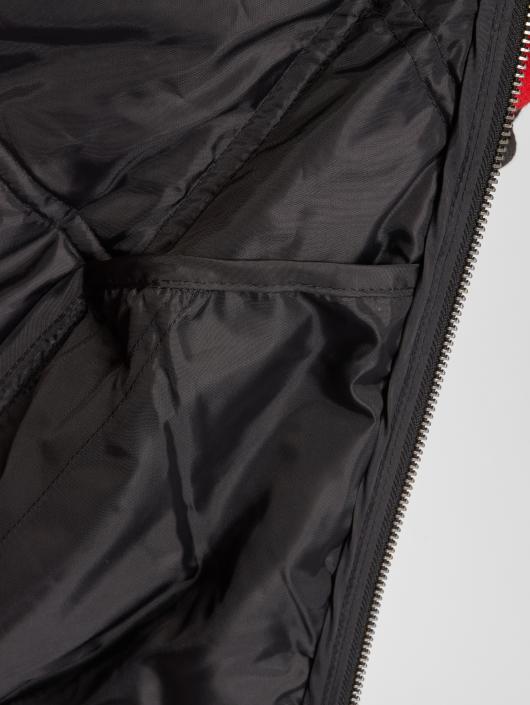 Urban Classics Bomberová bunda Big Diamond Quilt èierna