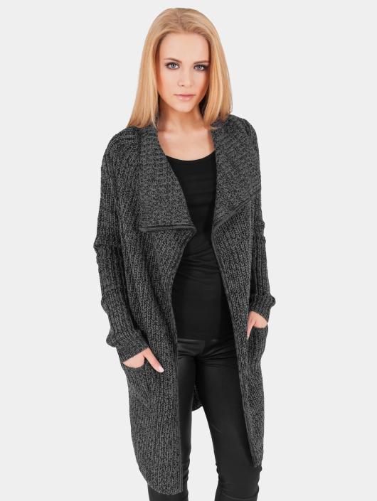 Cardigan Classics Femme Gris 201407 Urban Knitted j4A5RL