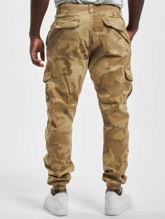 Urban Classics Cargo pants Camo beige