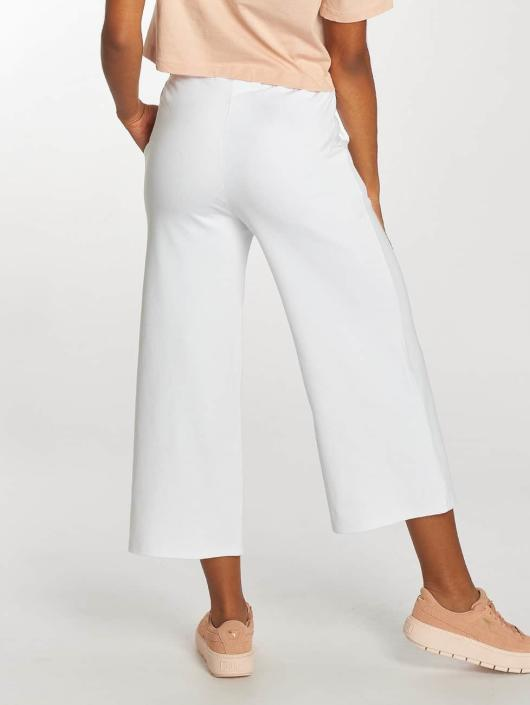 Urban Classics Chino pants Culotte white