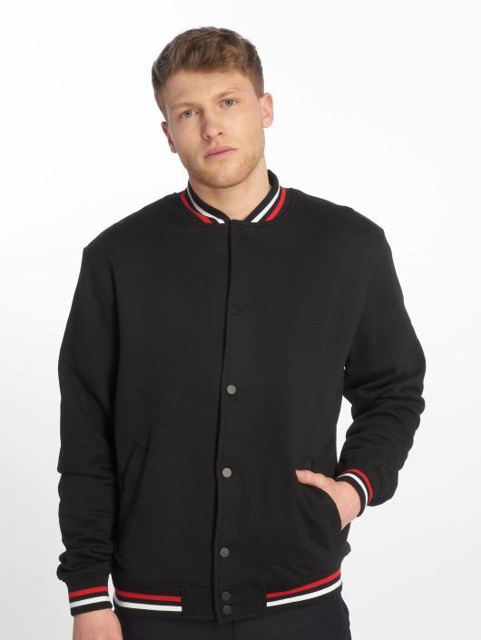 Urban Classics College Jacket 3-Tone College black