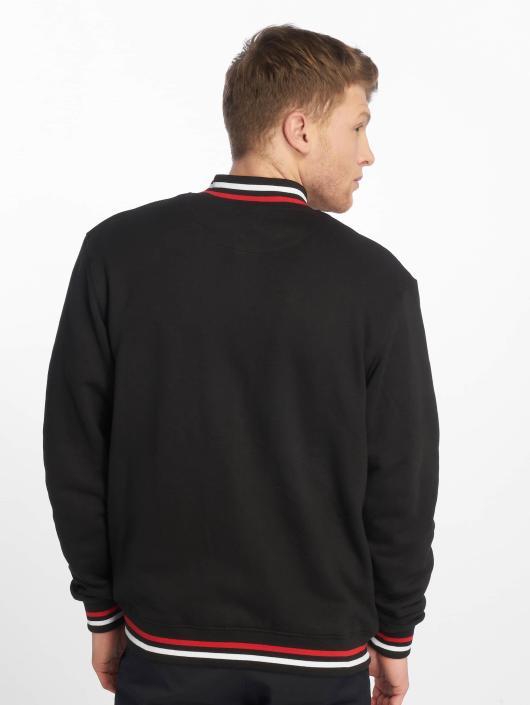 Urban Classics College Jackets 3-Tone College czarny