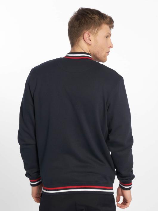 Urban Classics College Jackets 3-Tone College niebieski