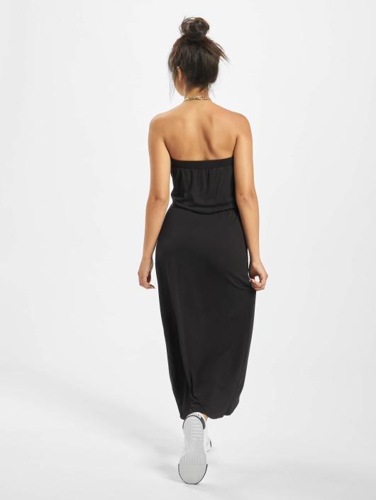 Urban Classics Dress Ladies Viscose Bandeau black