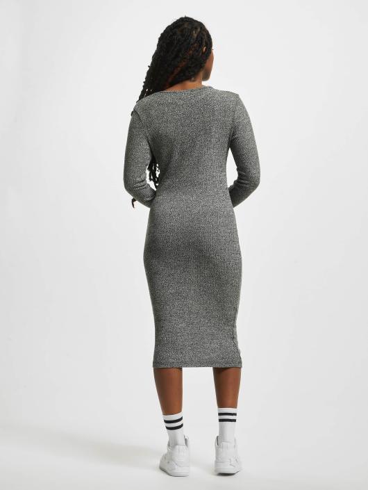 Urban Classics Dress Rib gray