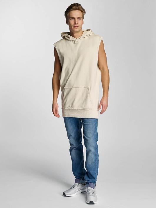 Urban Classics Hettegensre Open Edge Sleeveless beige