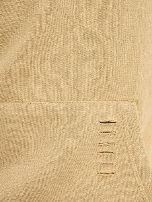 Urban Classics Hettegensre Ripped Raglan beige