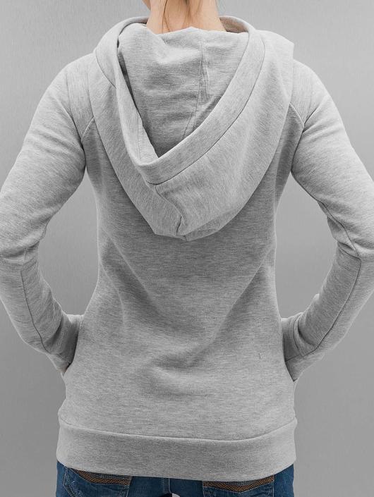 Urban Classics Hettegensre Ladies High Neck grå
