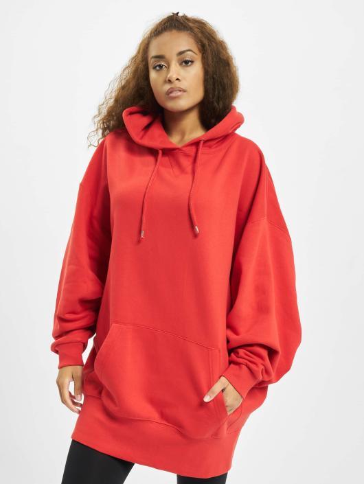 Urban Classics Hettegensre Long Oversize red