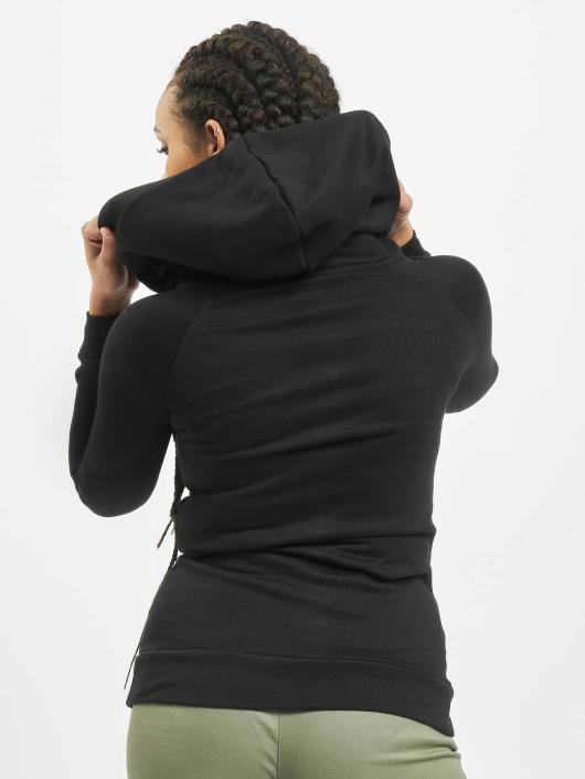 Urban Classics Hettegensre Ladies High Neck svart