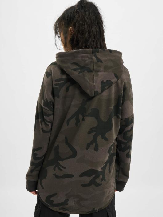 Urban Classics Hoodie Oversized Camo camouflage