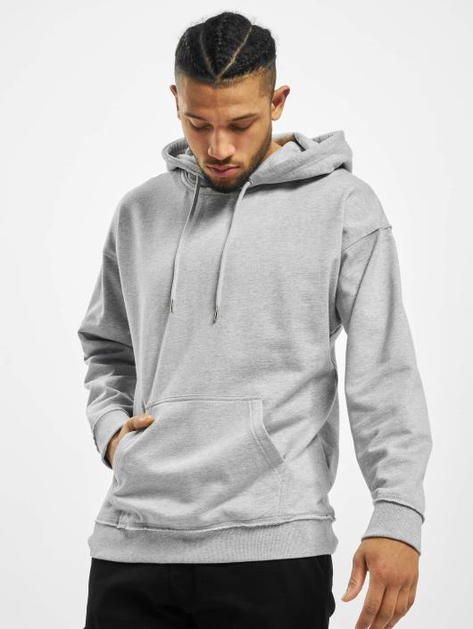 Urban Classics Hoodie Oversized gray