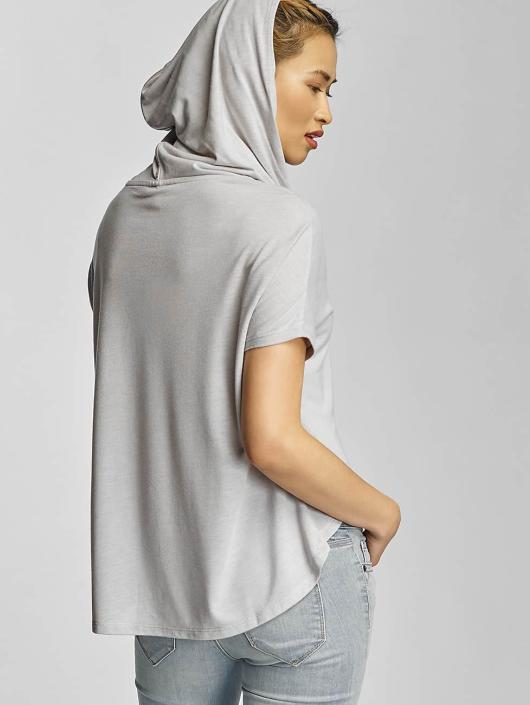 Urban Classics Hoodie Ladies Viscose grey