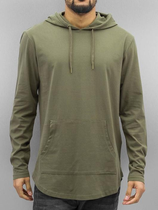 Urban Classics Hoodie Jersey olive