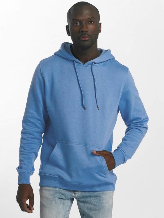 Urban Classics Hoodies Basic blå