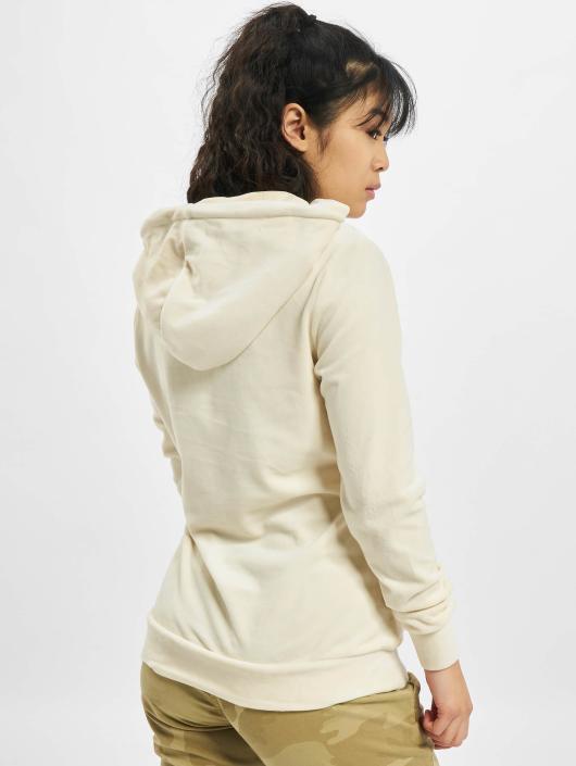 Urban Classics Hoody Velvet beige