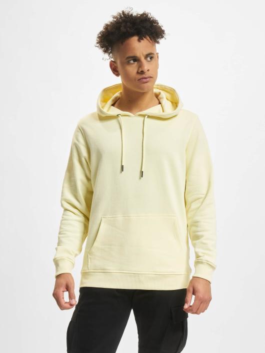 Urban Classics Hoody Basic gelb