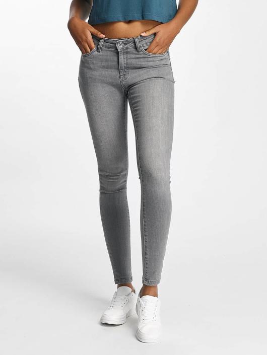 Urban Classics Jeans slim fit Skinny Denim grigio