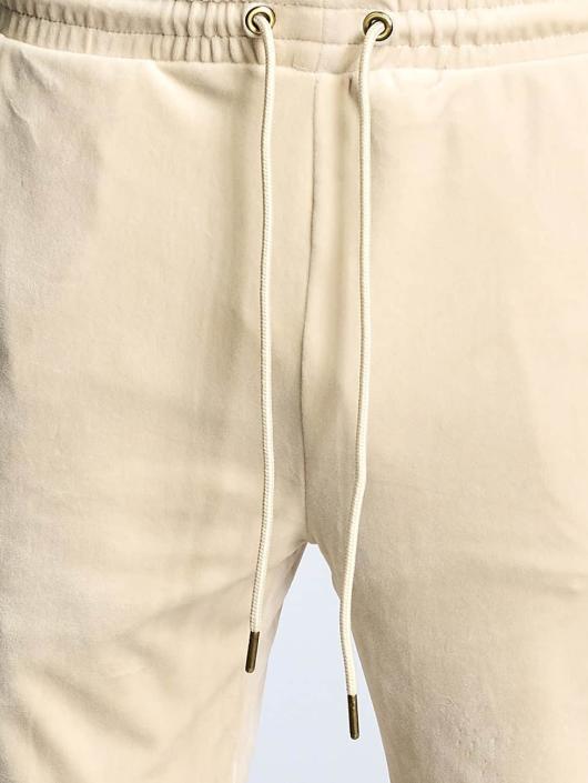Urban Classics Joggebukser Velvet beige