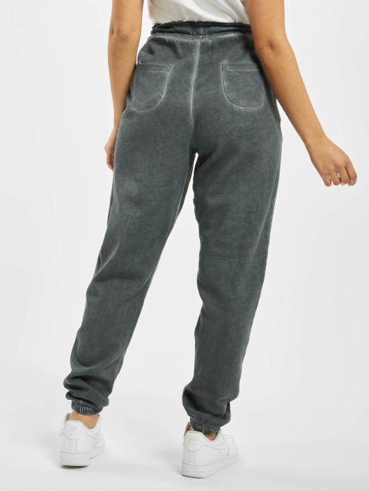 Urban Classics Joggebukser Ladies Spray Dye grå