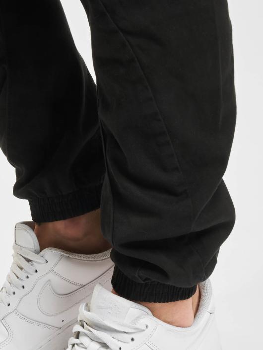 Urban Classics Joggebukser Stretch svart