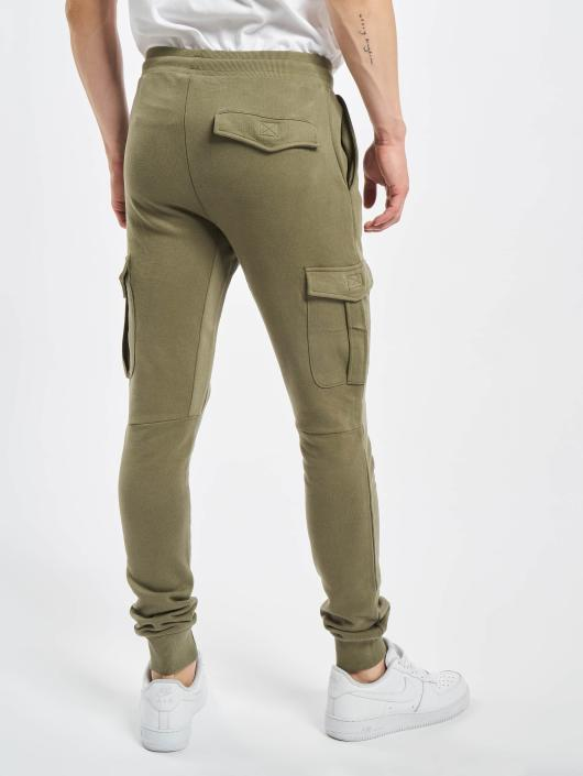 Urban Classics Jogging Fitted Cargo olive