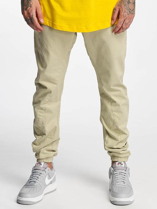 Urban Classics joggingbroek Stretch beige