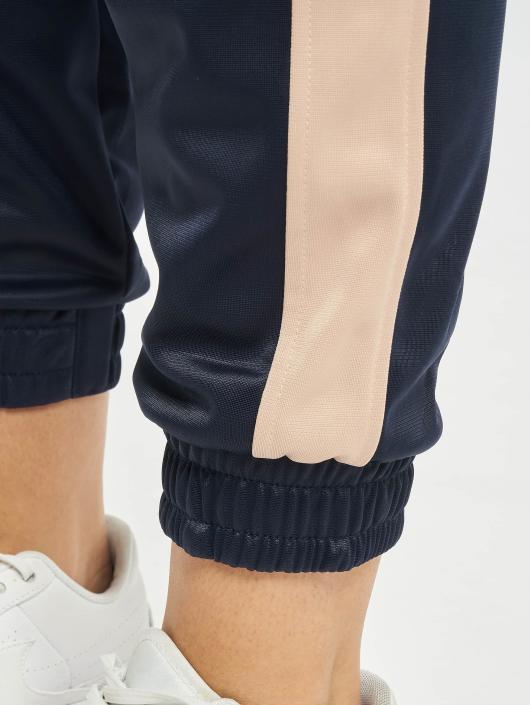 Urban Classics Jogginghose Cuff blau