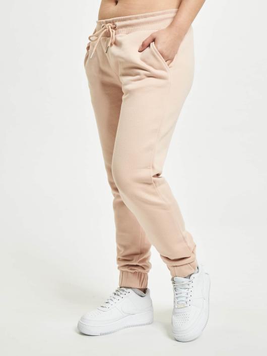 Urban Classics Jogginghose Shorty rosa