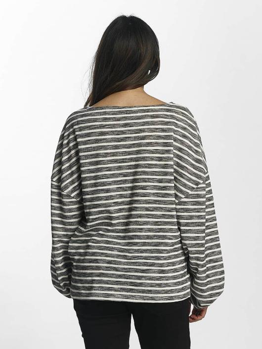 Urban Classics Jumper Oversize Stripe black