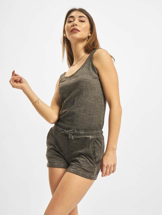 Urban Classics Jumpsuits Cold Dye grå
