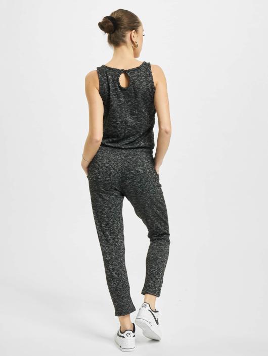 Urban Classics Jumpsuits Ladies Melange grey