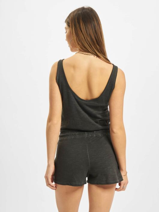 Urban Classics Jumpsuits Cold Dye svart
