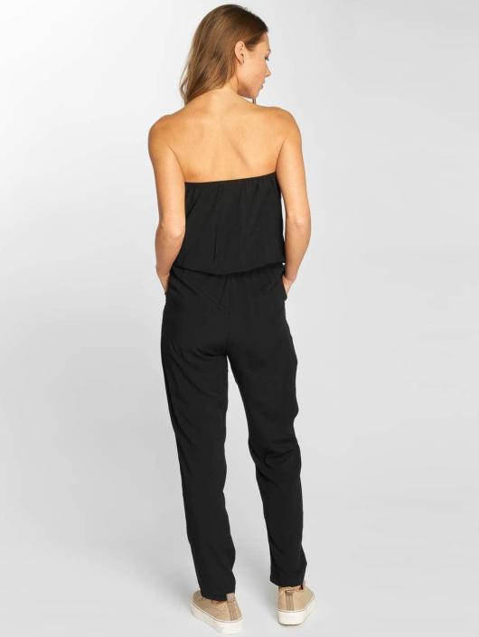 Urban Classics Jumpsuits Viscose Bandeau svart