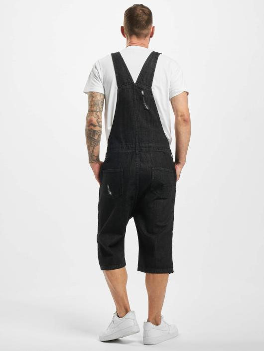 Urban Classics Jumpsuits Denim svart