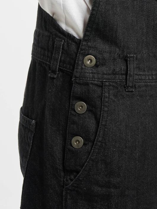 Urban Classics Jumpsuits Denim svart