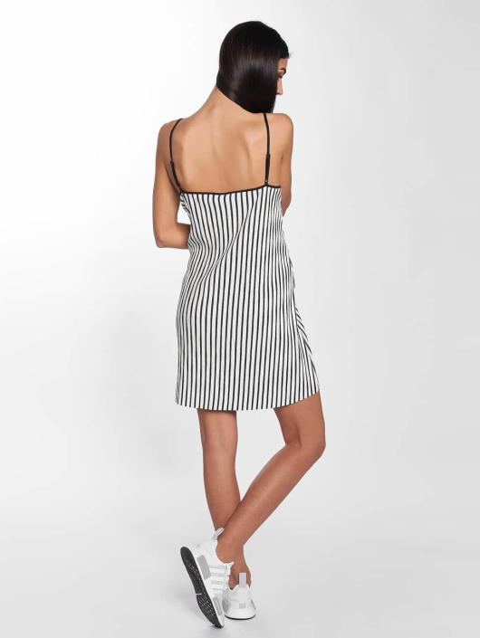Urban Classics Klær Striped Pleated Slip hvit