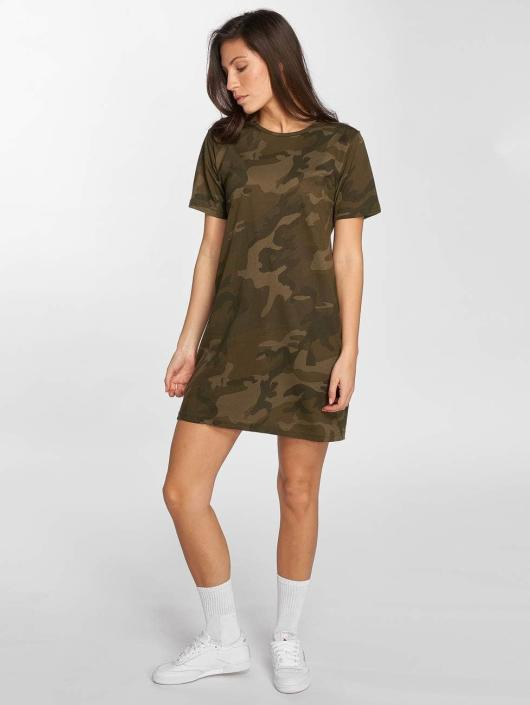 Urban Classics Kleid Camo camouflage