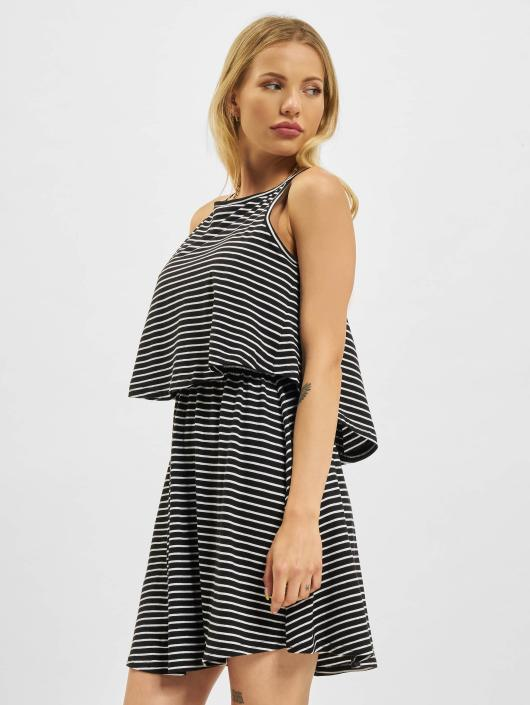 Urban Classics Kleid 2-Layer schwarz