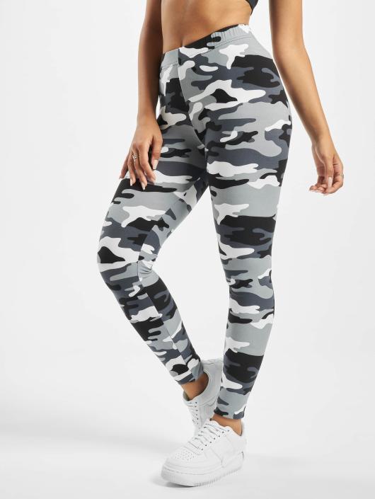 e89cdb44795ff Urban Classics broek / Legging Ladies Camo in camouflage 304605