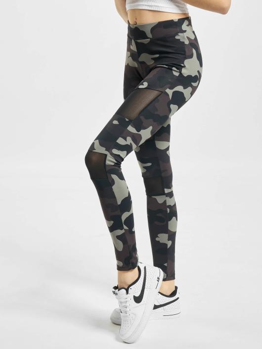 Mesh Camouflage Tech Femme Classics Urban 474598 Camo Legging BWdoreCx