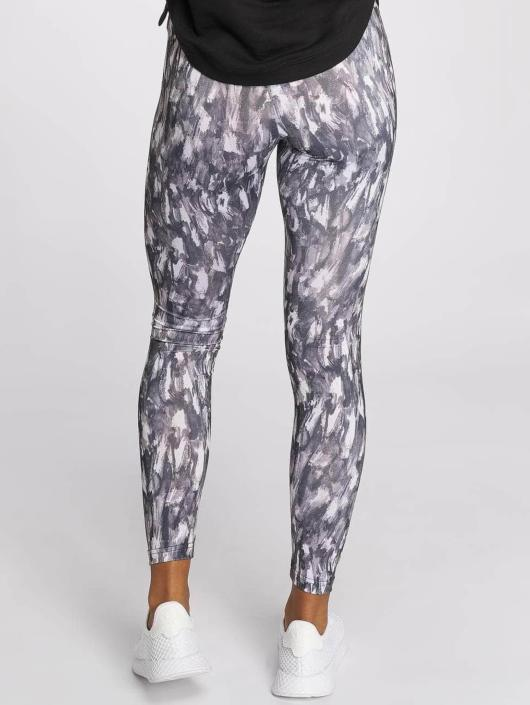 Urban Classics Legging Active Graphic grau