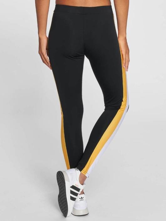 Classics Side Noir Legging Femme Urban Stripe 474258 f76vmgyIYb