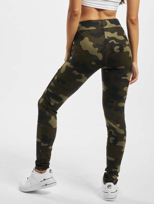 Urban Classics Leggings/Treggings Camo Tech Mesh camouflage