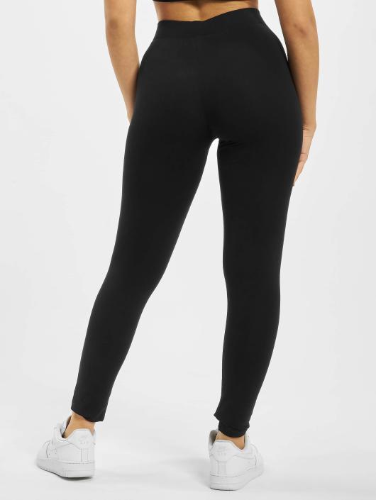 Urban Classics Leggings/Treggings Jersey svart