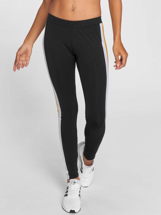 Urban Classics Leggings/Treggings Side Stripe svart