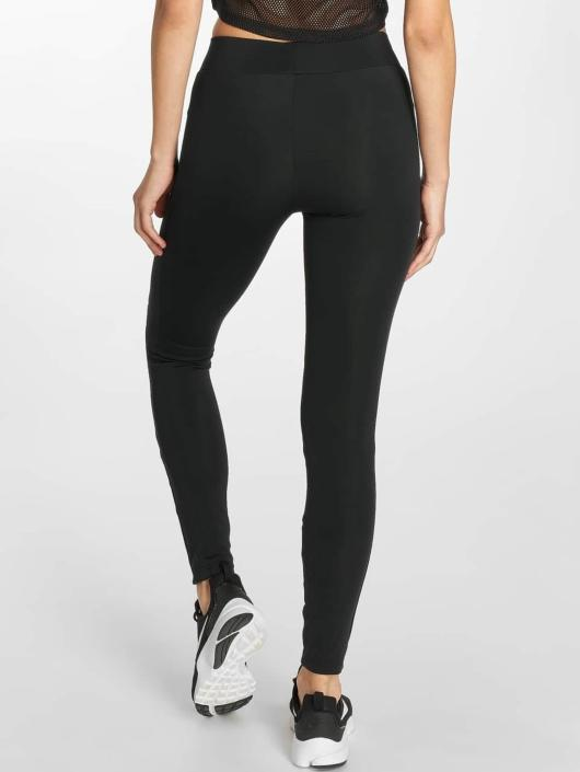 Urban Classics Leggings/Treggings Tech Mesh Biker svart