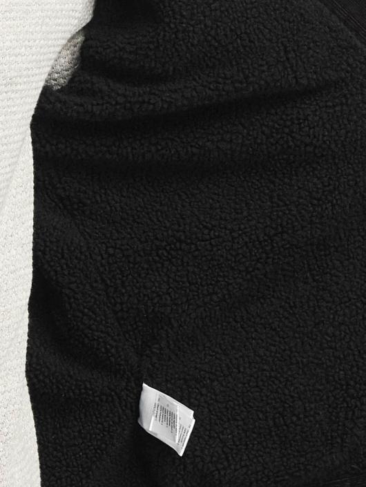 Urban Classics Lightweight Jacket Sherpa Corduroy black