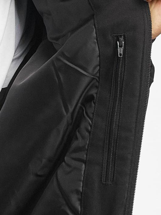 Urban Classics Lightweight Jacket Hooded Zip black